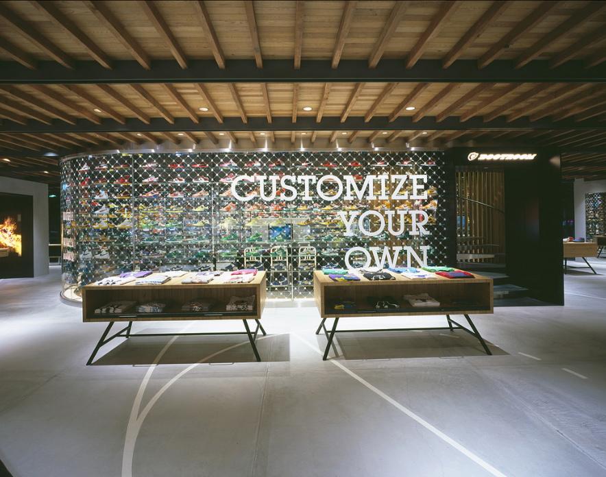 ... in Shop – Nike Flagship Store HARAJUKU : Lablog™ | futuretenselab: futuretenselab.com/lablog/?p=14